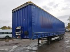 Krone SD. Шторная без пробега по рф 2012 год, 34 480 кг.