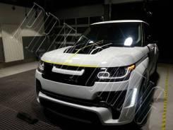 Обвес кузова аэродинамический. Land Rover Range Rover Elddis Vogue. Под заказ