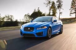 Обвес кузова аэродинамический. Jaguar XF. Под заказ