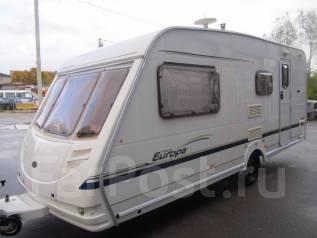Sterling Caravans Europa. Караван Sterling Europa 2004 года 5 мест с мувером. Под заказ