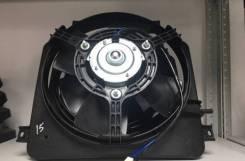 Вентилятор охлаждения радиатора. Лада 2115, 2115