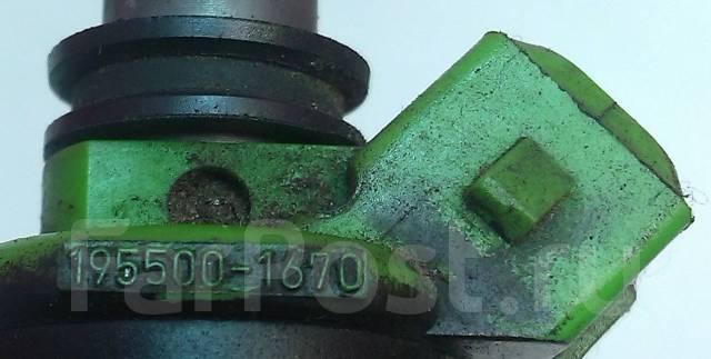 Инжектор. Daihatsu Charade Mercury Tracer Mazda 323, BJ Двигатели: B3ME, FPDE, FSDE, RF, ZLDE, ZMDE