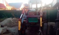 ЮМЗ. Трактор , 4 000 куб. см.