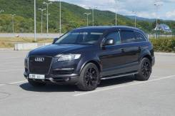 Audi Q7. автомат, 4wd, 3.6 (278 л.с.), бензин, 109 000 тыс. км