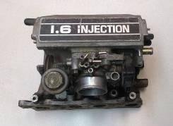 Коллектор впускной. Mazda: Eunos 100, Eunos Cosmo, 323, Familia, Autozam AZ-3, Eunos Presso Двигатели: B3, B5, B6, BP, PN