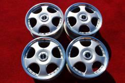 Bridgestone. 6.5x15, 5x100.00, 5x114.30, ET48, ЦО 73,0мм.