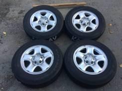 Комплект летних колес Yokohama Geolandar SUV 215/70R16. 6.5x16 5x114.30