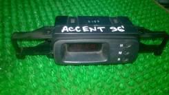 Часы. Hyundai Accent