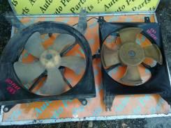 Вентилятор радиатора кондиционера. Honda Accord Inspire, CB5 Двигатель G20A