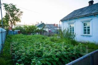 Продаётся земельный участок с домом в Трудовом. Улица Пшеницына 99, р-н Трудовое, площадь дома 41 кв.м., электричество 30 кВт, отопление твердотоплив...