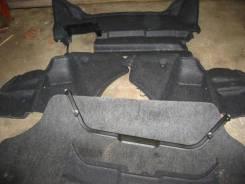 Обшивка багажника. Nissan Gloria, HY34, MY34 Nissan Cedric, MY34, HY34