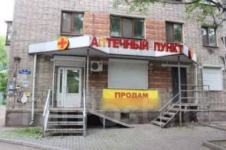 Продается нежилое помещение в центре. Улица Пушкина 25, р-н Центр, 61 кв.м.