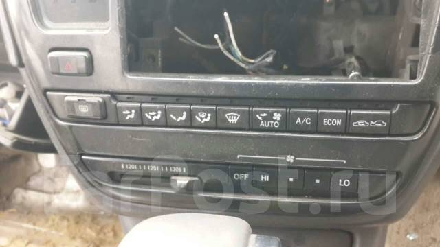 Кронштейн климат-контроля. Toyota Carina, AT190, AT192, CT190, CT195, ST190, ST195 Двигатели: 2C, 3SFE, 4AFE, 4SFE, 5AFE