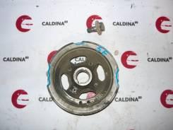 Шкив коленвала. Toyota: Sprinter, Corsa, Carina, Corona, Caldina, Corolla II, Paseo, Corolla, Tercel, Cynos, Raum, Starlet Двигатели: 2E, 2ELU, 3E, 4E...