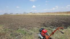 Вспашка огородов, целины. Покос. Расчистка.