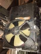 Радиатор охлаждения двигателя. Toyota Corolla Ceres, AE100