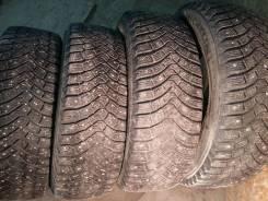 Michelin Latitude X-Ice North 2. Зимние, шипованные, износ: 10%, 4 шт
