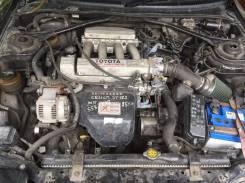Двигатель в сборе. Toyota: Camry, Carina E, Curren, RAV4, Altezza, Vista, Corona Exiv, Celica, Caldina, Carina ED, Corona, MR2 Двигатель 3SGE