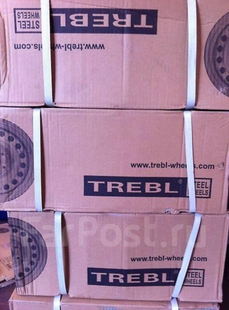 """Trebl 8135. 6.0x15"""", 4x100.00, ET45, ЦО 56,1мм."""