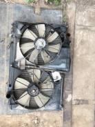 Радиатор охлаждения двигателя. Toyota Crown Majesta, UZS171 Двигатель 1UZFE