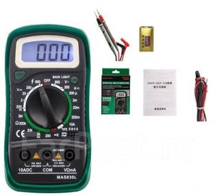 Мультиметр цифровой Handskit MAS830L