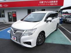 Nissan Elgrand. автомат, задний, 2.5, бензин, 26 000 тыс. км, б/п. Под заказ