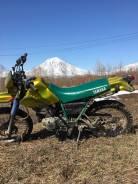 Yamaha XT 225. 225 куб. см., исправен, без птс, с пробегом
