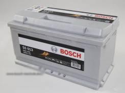 Bosch. 100А.ч., Обратная (левое)