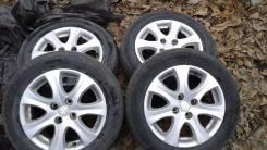Комплект оригинальных Японских колес Suzuki R15
