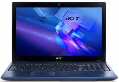 Acer Aspire 1425P-232G25i. ОЗУ 1024 Мб, диск 140 Гб, WiFi, Bluetooth, аккумулятор на 1 ч.