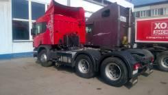 Scania P400. Scania P, 12 700 куб. см., 17 500 кг.