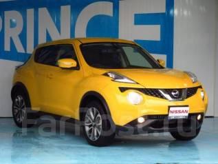 Nissan Juke. автомат, 4wd, 1.6, бензин, 8тыс. км, б/п. Под заказ