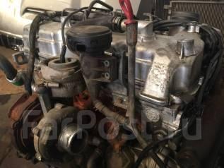 Двигатель в сборе. SsangYong Actyon, CJ SsangYong Actyon Sports, QJ, CJ Двигатель D20DT