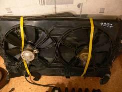Радиатор охлаждения двигателя. Mazda MPV, LWEW Двигатели: FS, FSDE