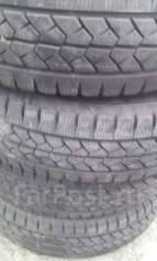 Bridgestone Blizzak VL1. Зимние, без шипов, 2015 год, 10%, 2 шт