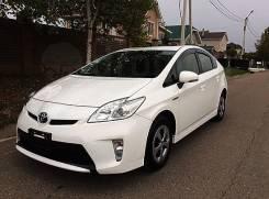 Аренда авто Toyota Prius 2012-2014 г. в. Без водителя