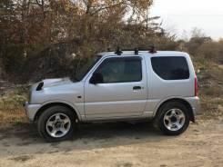 Suzuki Jimny. механика, 4wd, 0.7 (64 л.с.), бензин, 100 000 тыс. км
