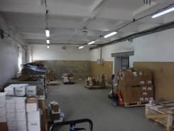 Сдаю теплый склад, офис рядом с центром. 1 100кв.м., улица Радищева 6, р-н Индустриальный