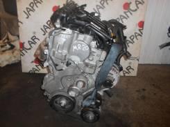 Двигатель в сборе. Nissan X-Trail, NT31 Двигатель MR20DE