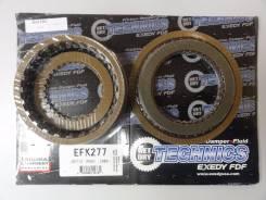 Диск фрикционный. Nissan 370Z Infiniti: M35, QX56, G25, FX37, EX37, FX50, G35, FX35, G37, EX35 Двигатели: VQ37VHR, VK56VD, V9X, VQ25HR, VK50VE