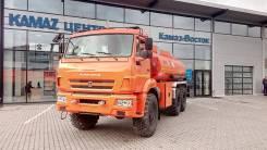 Нефаз 66062. Автотопливозаправщик Нефаз на шасси Камаз 6х6, 12 000 куб. см., 15 000 кг.