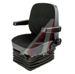 Сиденье МТЗ с подлокотниками БЗТДиА 80-6800010-01