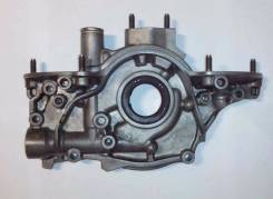 Насос масляный. Honda: Logo, Partner, Civic, CR-X del Sol, Domani, Civic Ferio, Ballade, Integra SJ, Civic CRX, Integra, Civic Aerodeck, HR-V Двигател...