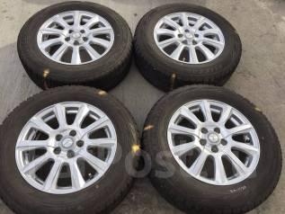 195/65 R15 Bridgestone Blizzak Revo GZ литые диски 5х100 (K10-1520). 6.0x15 5x100.00 ET43