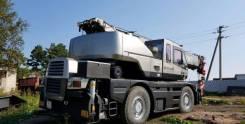 Kato KR-25H-3. Самоходный кран като KR25H-V3 kato, 10 000 куб. см., 25 000 кг., 100 м.