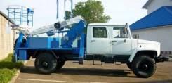 Випо-18-01. Автогидроподъемник ВИПО-18-01 на шасси ГАЗ-33088 (4х4) (5м. каб), 4 300 куб. см., 18 м.