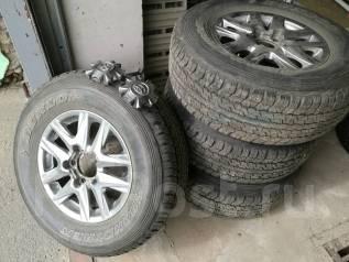 Продам сток колеса с TLC200. 8.0x17 5x150.00 ET60