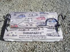 Крепление крышки багажника. Subaru Legacy, BL5, BL9, BLE Subaru Legacy B4, BLE Двигатели: EJ203, EJ204, EJ20C, EJ20X, EJ20Y, EJ253, EJ255, EJ30D, EZ30...