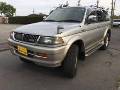 Mitsubishi Challenger. автомат, 3.5, бензин, 64 900 тыс. км, б/п, нет птс. Под заказ