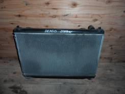 Радиатор охлаждения двигателя. Mazda Demio, DY5W, DY3W, DY3R, DY5R Mazda Verisa, DC5R, DC5W